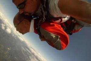 Free Fall ( 45秒間、最速200Km)  は最高 !