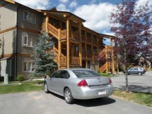 投資目的の賃貸 Lodge に4泊 28日間、3,587Km 走行した Rent-a-Car
