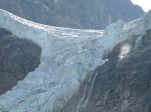 Angel Glacier
