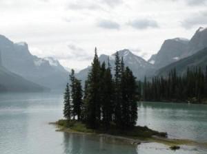Maleign Lake-Spirit Island