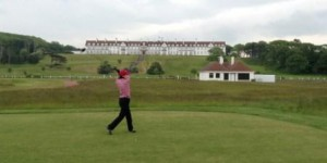20130611-Ailsa-No.1 Tee Shot-Web