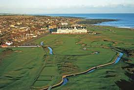 Carnoustie-1-From Air