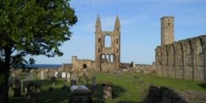 20130619-St Andrews-廃墟の大聖堂-Web