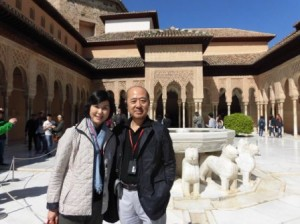 1.Alhambra-Aki&Harue