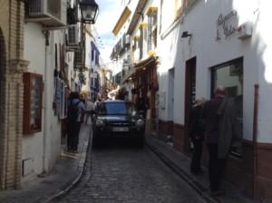 1.旧市街道路事情