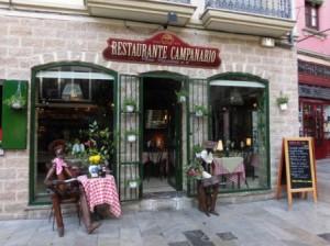 5.素敵なレストラン